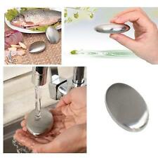 Stainless Steel Soap Odour Remover Kitchen Bar Hand Eliminating Odor Chef HOT!!!