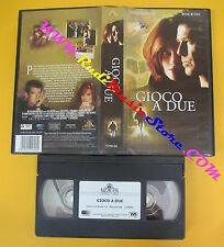 VHS film GIOCO A DUE Pierce Brosnan Rene Russo 2000 MGM 15766 SA (F56) no dvd