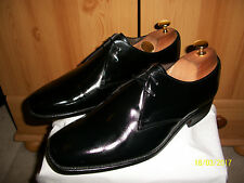 """Barker """"Dwight"""" Shoes – Sz 7 (Black) – A Traditional Derby"""