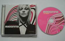 Die Another Day  __  MADONNA   __  6 Track MCD   __  Warner Brothers