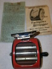 Vintage Twinplex Safety Razor Stropper