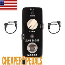 NEW MOOER SLOW  ENGINE Boss Slow Gear Clone SG-1 Pedal + FREE Shipping!