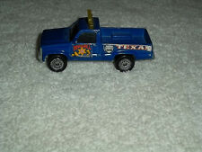 Texas Marshall 28 Matchbox Dodge Dakota Pickup Truck 2002 Mattel McDonalds