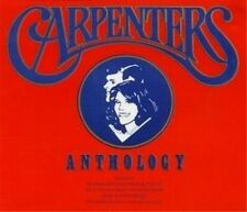 "CARPENTERS ""Anthology"" Japan Rare 1989 1st Press 4 CD Box PCCY-10023 OOP Not/OBI"