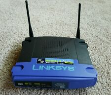 Linksys WRT54G V8 Wireless G Router w/4 Port Router