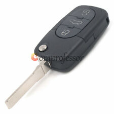 Remote key 3 Button 433MHZ 4D0 837 231 A for Audi A3 A4 A6 Old Models ID48 Chip