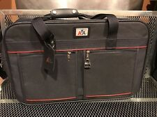 AMERICAN AIRLINES AA ~ VINTAGE ~ CARRY-ON BAG Flight Travel Luggage MUST SEE