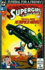 Action Comics # 685 (Superman Funeral for a Friend part 4, 2nd print) (USA,1993)