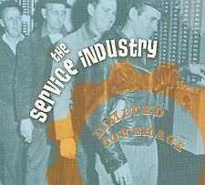 Audio CD Limited Coverage - the Service Industry - Free Shipping