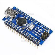 2Pcs Mini Usb 5V 16M Micro-Controller Board Atmega328p Ch340g Nano V3.0 Develo Q