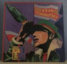 BRAM TCHAIKOVSKY Strange Man, Changed Man 1979 UK VINYL LP EXCELLENT CONDITION