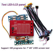 """New LED LCD Panel Tester For TV Laptop Repair Support 7-84"""" LED LCD Screen"""