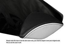 Diseño 2 Blanco Y Negro Custom encaja Honda Cbr 1000 Rr 08-12 Fireblade almohadilla cubierta