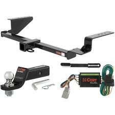 "CURT Class 3 Trailer Hitch Tow Package with 1-7/8"" Ball for 2002-2006 Honda CR-V"