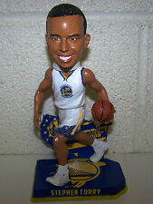 16' Stephen Curry Golden State Warriors Bobblehead Limited Edition White Jersey