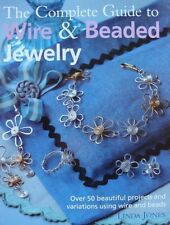 LIVRE/BOOK : BIJOUX A FAIRE SOI MEME (perles,wire & beaded,jewelry