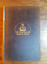 The Travels of Marco Polo (The Venetian), Marsden's Translation, (1930)