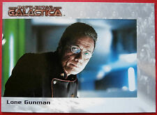 Battlestar Galactica-estreno edición-tarjeta #42 - Lone pistolero