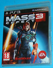 Mass Effect 3 - Sony Playstation 3 PS3 - PAL
