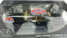 1969 Dodge Charger General Lee 1:18 ERTL AUTHENTICS RARE CHASE CAR 1 OF 750