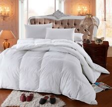 Luxurious TWIN / TWIN XL SIBERIAN GOOSE DOWN Comforter 1200TC  Egyptian Cotton
