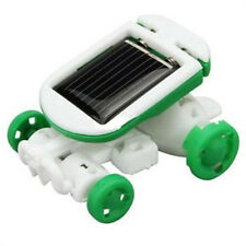 Fine DIY 6 IN 1 Educational Learning Toys Power Solar Robot Kit Children Kids