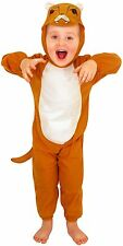 Toddler Lion Fancy Dress Up Party Costume Age 3 World Book Day NEW