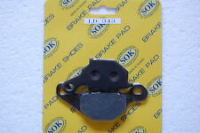 FRONT BRAKE PADS fit SUZUKI UZ 125, 05-13 UZ125 Address V125 06 07 08 09 10 11