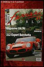 Ferrari World Nr.57 330 TRI 212 Barchetta 430 Spider