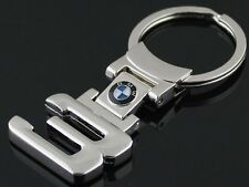 New BMW 3 Series Style Car Keychain Men BMW LOGO Part Collect Key Ring Gift