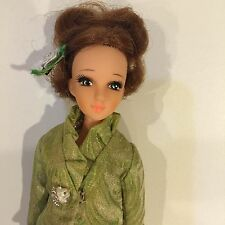 Vintage 60s First Generation Licca Mom Orie-san Mama Doll Japanese by Takara