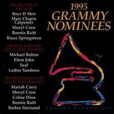 1995 Grammy Nominees / Boyz II Men Elton John Bonnie Raitt Bruce Springsteen