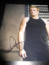 JOSH HUTCHERSON SIGNED AUTOGRAPH 8x10 PHOTO CATCHING FIRE PROMO HUNGER GAMES F