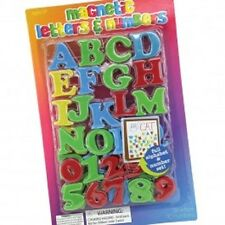 Magnetic Alphabet and Numbers Set New