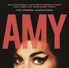 Amy Soundtrack CD NEW SEALED 2015 Amy Winehouse