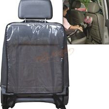 Black Car Auto Seat Back Protector Cover For Kids Children Kick Mat Mud Clean