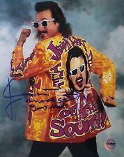 "Jimmy Hart ""Mouth of the South"" Signed 8x10 Photo FSG Authenticated #2"