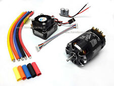COMBO ROCKET BRUSHLESS SENSORI MOTORE 540 11.5T + REGOLATORE 120A TURBO MODIFIED