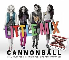 LITTLE MIX   CANNONBALL FOUR  TRACK   CD    NEW !