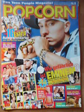 POPCORN 12-2004 (1) Eminem Olsen Twins Silbermond Robbie Williams Marilyn Manson