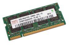 RAM DDR2 SODIMM Hynix HYMP125S64CP8-Y5 AB 2GB PC2-5300S DDR2 667MHz CL5 2Rx8