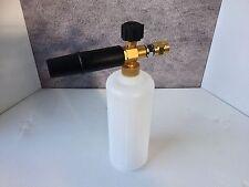 Nuevo Heavy Duty Kranzle Cold Water Pressure Washer Nieve Espuma Lance con 1l Botella
