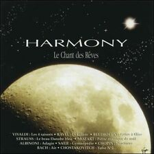 HARMONY - LE CHANT DES REVES - 2-CD SET - 36 TRACK MUSIC CD - LIKE NEW - E928