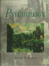 Psychology Second Edition by Lester M. Sdorow HC 1993