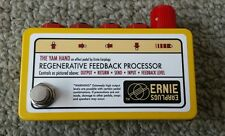 New Ernie Earplugs Regenerative Feedback Loop Looper Flooper Guitar Pedal Noise