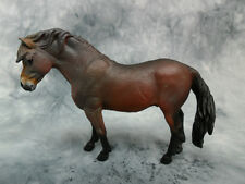 CollectA NIP * Dartmoor Pony - Bay * New #88604 Model Horse Toy Figurine