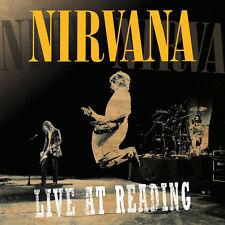 Nirvana - Live At Reading - 2 x Vinyl LP - BRAND NEW & SEALED