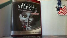 "DEAD SILENCE  HD [BRAND NEW]""ONE DAY FREE SHIPPING"" FOR HD PLAYER/NOT FOR BLU-RA"