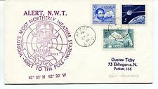 1965 Alert World's Most Northerly Weather Station Thule Polar Antarctic Cover