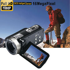 Full HD 1080P 24MP Digitale Videocamera DV HDMI 7.6cm TFT LCD 16X ZOOM